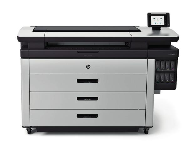 HP PageWide XL 8000 大幅面万博体育max官网手机版