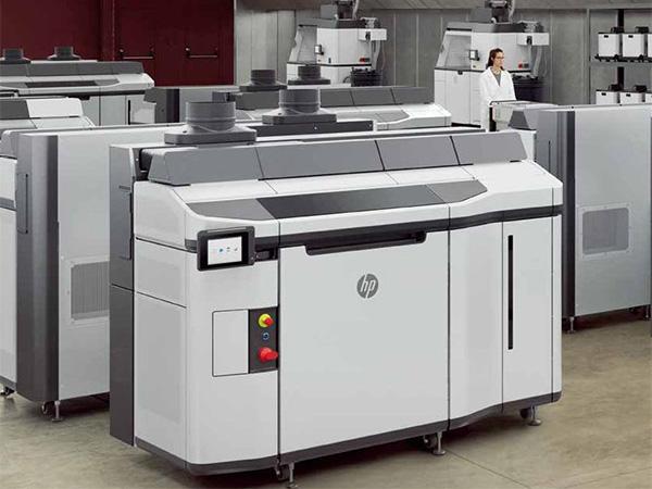 HP Jet Fusion 5200系列