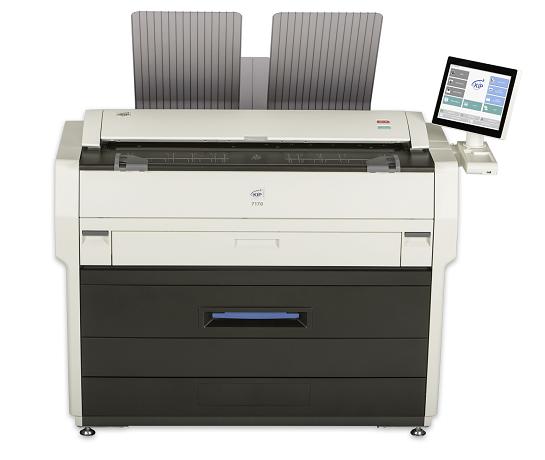 KIP7170工程复印机